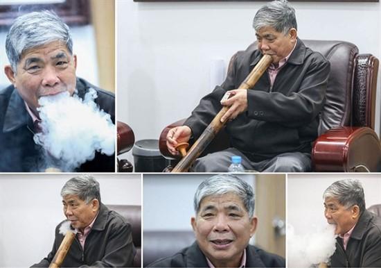 """Ông Lê Thanh Thản: Cứ để người ta gọi tôi là """"đại gia điếu cày"""" đi"""