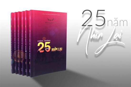 Sách bút ký Mường Thanh - chặng đường 25 năm nhìn lại