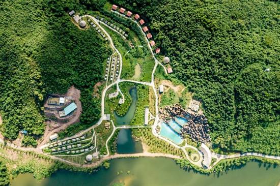 Khu sinh thái Mường Thanh Diễn Lâm đạt giải thưởng Quy hoạch Đô thị Quốc gia